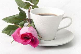 Risultato immagine per rosa e caffè