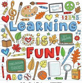 Image result for cute remote learning Clip Art