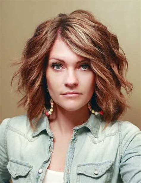marvelous hairstyles for thick wavy hair haircuts