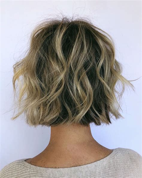 POPULAR SHORT WAVY HAIRSTYLES LOVE THIS HAIR