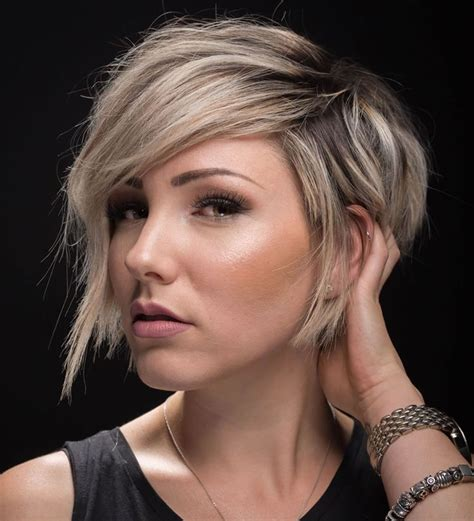 UNDERCUT SHORT BOB HAIRSTYLES AND HAIRCUTS FOR WOMEN