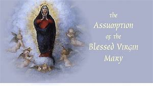 Image result for assumption blessed virgin mary