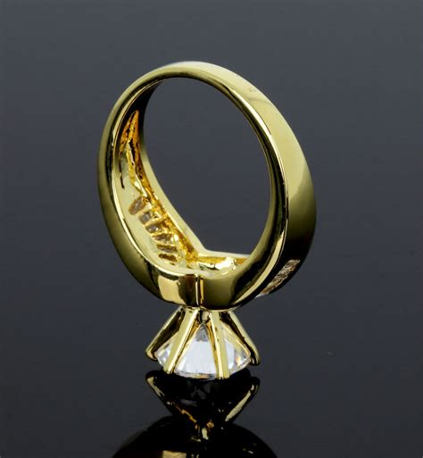 wedding rings womens unique jewelry k gold plated
