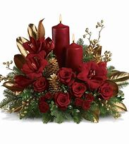 Image result for holiday floral