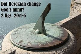 Image result for bible sundial