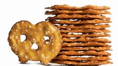 Image result for pretzel crisps