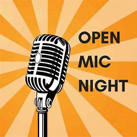 Image result for open mic night
