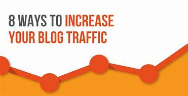 Image result for 8 things to do to improve blog traffic