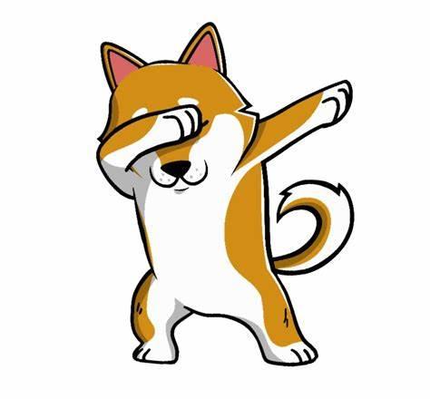 Doge coin meme