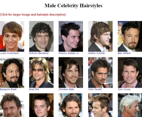free websites to learn different hairstyles for men
