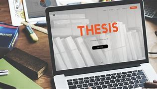 Image result for thesis