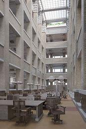 Resultado de imagen de Larkin Company Administration Building interior