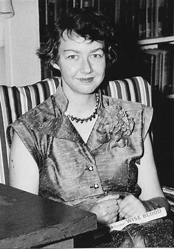 Image result for photos of flannery o'connor