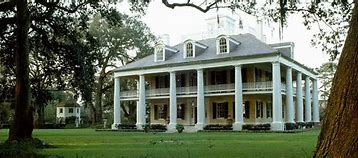 Image result for images southern plantation house