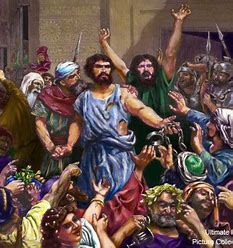 Image result for picture of barabbas
