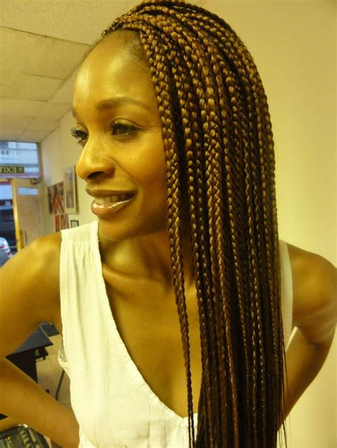 BRAIDED HAIRSTYLES FOR BLACK WOMEN BRAIDS