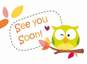 Image result for Free Clip Art See You Soon