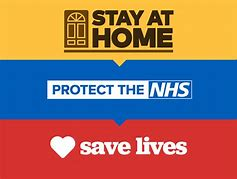 Image result for stay safe stay at home covid 19 logo