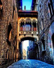 Image result for the gothic quarter barcelona downloadable image