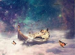 Image result for god watching in a dream