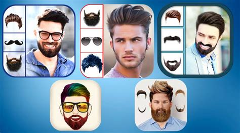 top mens hairstyle app for android the best