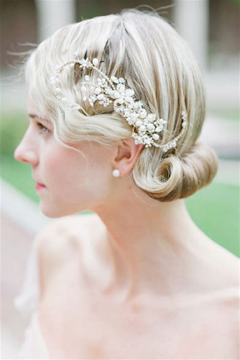 short wedding hairstyles for women short hairstyles