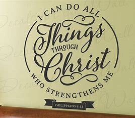 Image result for royalty free clipart of i can do all things