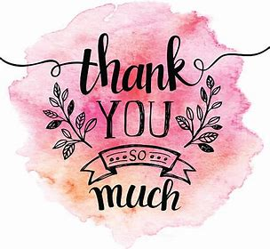 Image result for free pictures of thank you notes