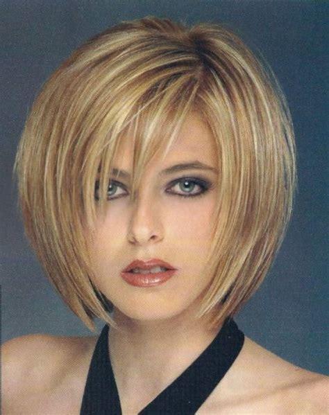 layered bob haircuts for thin hair short google search