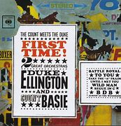 Image result for duke ellington count basie count meets the duke]