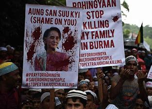 Image result for Rohingya Persecution