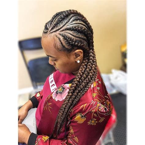 BEST NATURAL HAIR STYLE BRAIDS IMAGES ON PINTEREST
