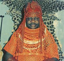 Image result for images of oba of ogbaland