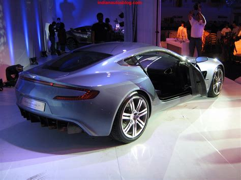 aston martin arrives in india in style images and details