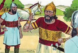 Image result for 2 Kings 4: V. 40-41