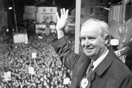 Image result for gwynfor evans victory images