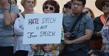 Image result for images of hate speech hunters