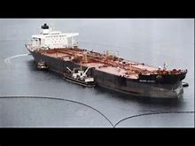 Image result for february 27 1989 5 counts exxon valdez oil spill.