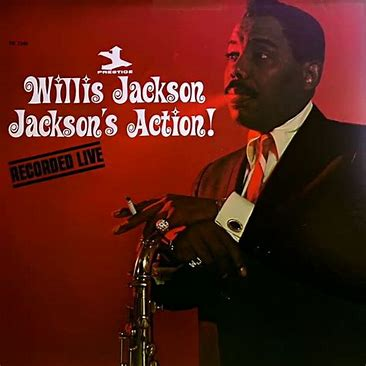 Image result for Willis Jackson Jackson's action