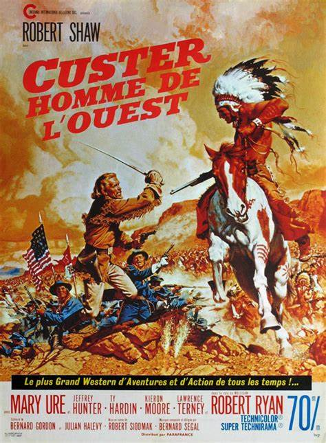 Cluster, l'homme de l'ouest.   OIP