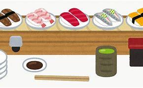 回転寿司 イラスト に対する画像結果