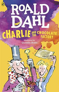 Image result for charlie chocolate factory roald dahl