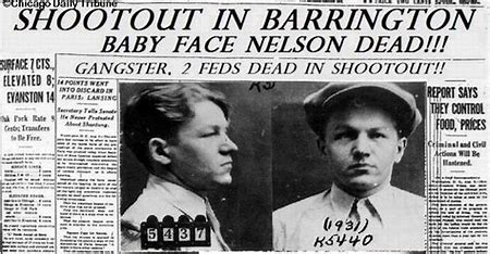 Image result for baby face nelson images