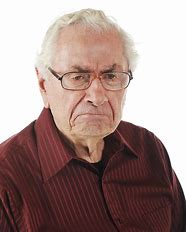 Image result for grumpy old man
