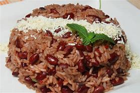 Image result for beans and rice photos