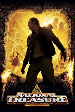 Image result for national treasure