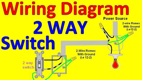 Switch Diagram Wiring