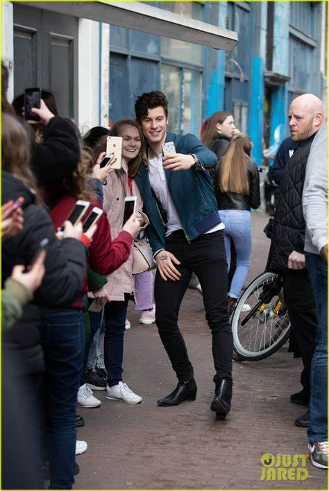 ¿Cuánto mide Shawn Mendes? - Altura - Real height OIP