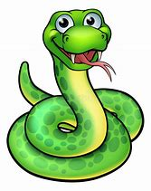 Resultado de imagen de serpiente dibujos animados