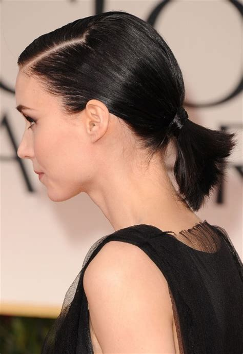 top ponytail hairstyles for short hair styles at life